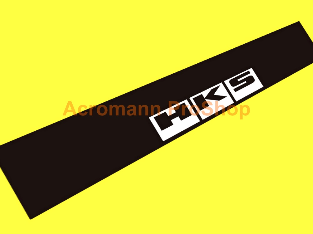 HKS Power Windshield Decal (Style#9)